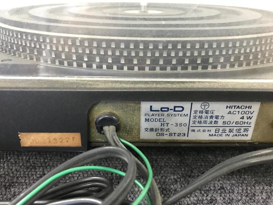 HT-350 Lo-D 画像