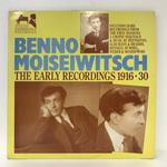 THE EARLY RECORDINGS 1916・30/BENNO MOISEIWITSCH