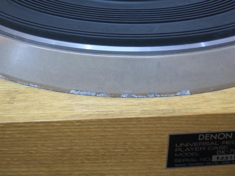 DP-1000+DK-70 DENON 画像