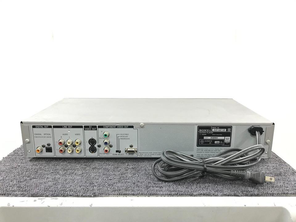 DVP-NS715P SONY 画像