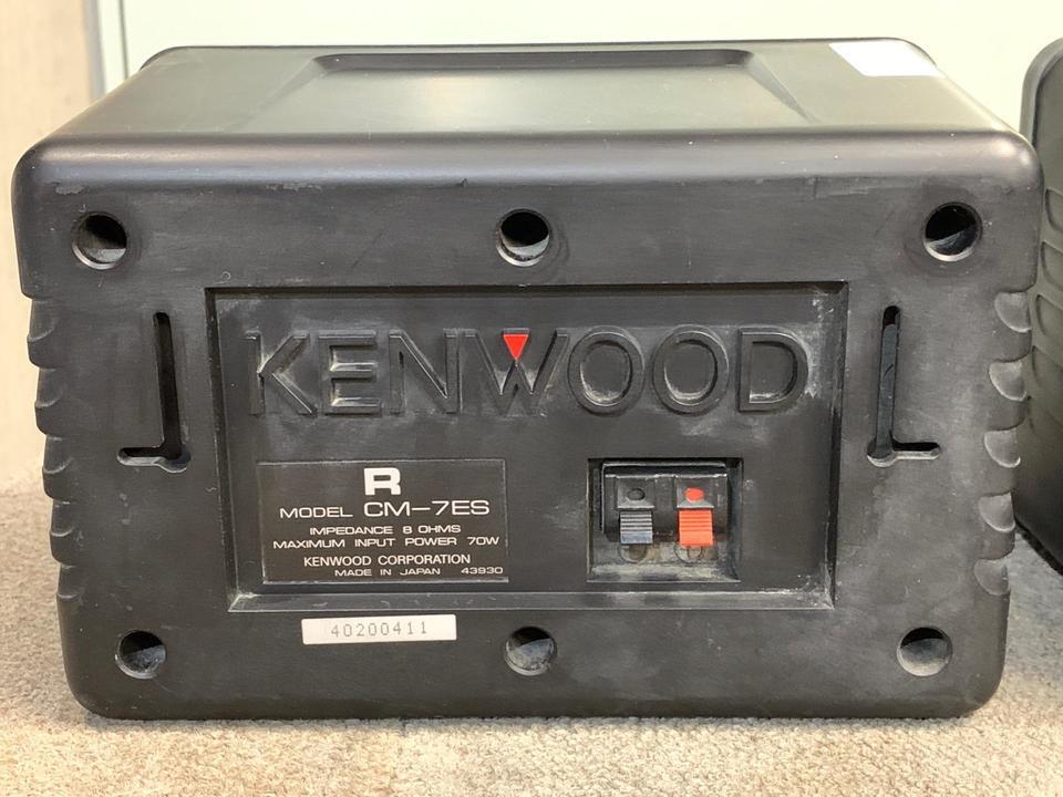 CM-7ES KENWOOD 画像