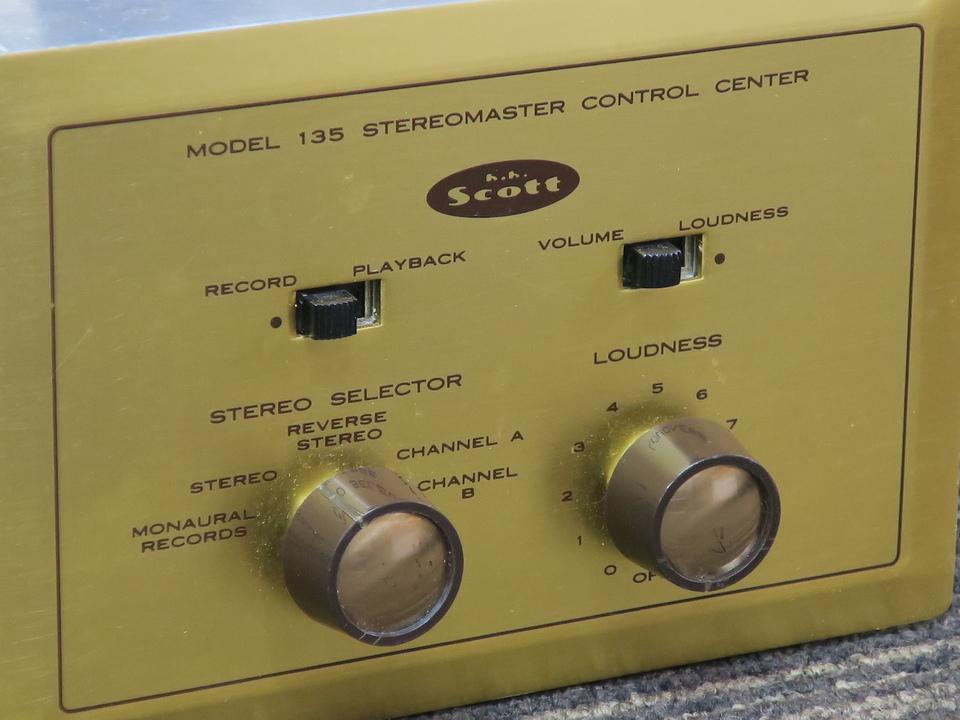 model 135 scott 画像