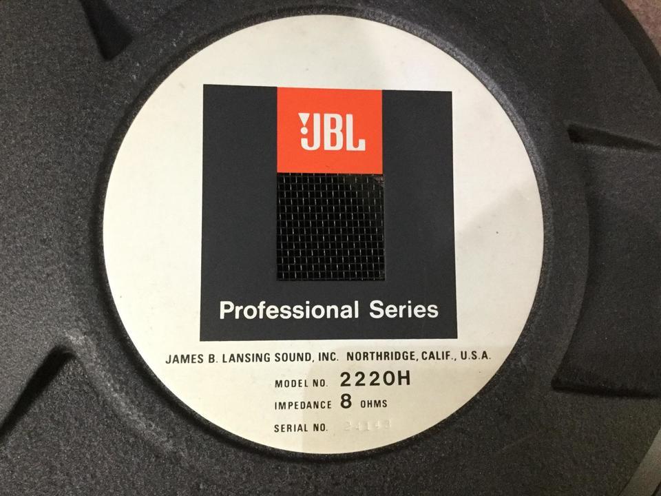2220H JBL 画像