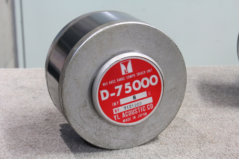 D-75000 YL音響 画像