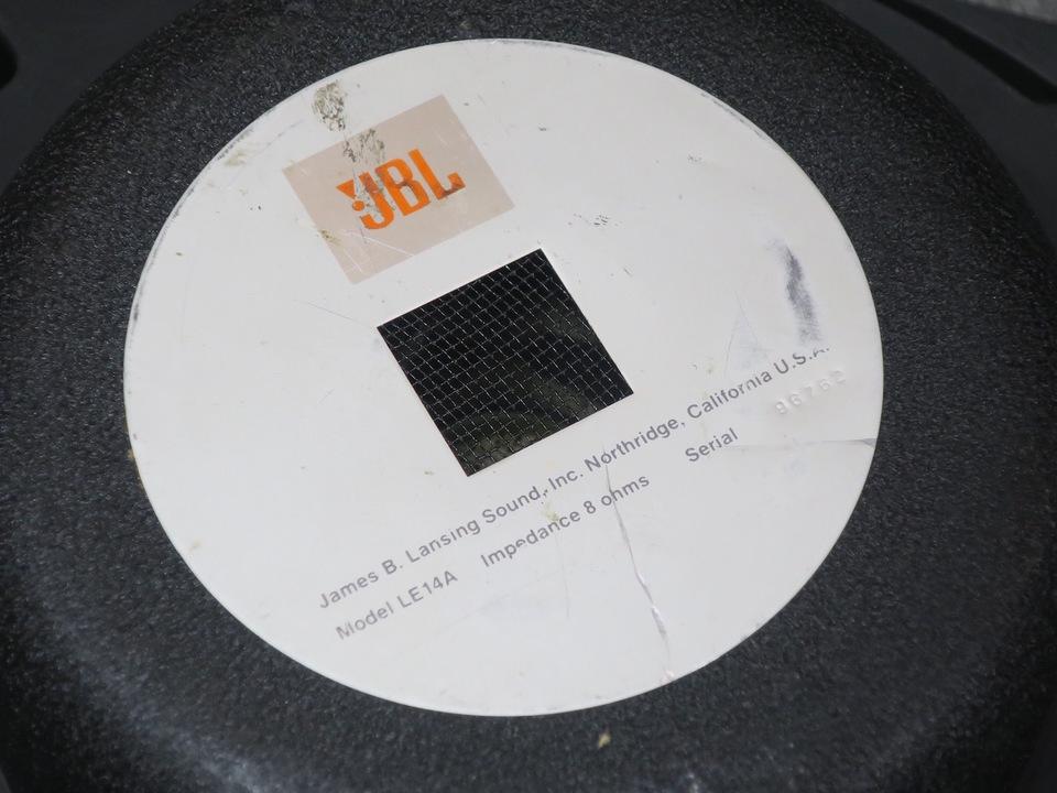 LE14A JBL 画像