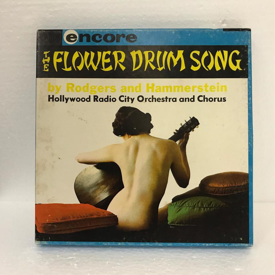 THE FLOWER DRUM SONG/HOLLYWOOD RAIDO CITY ORCHESTRA AND CHOR HOLLYWOOD RAIDO CITY ORCHESTRA AND CHOR 画像