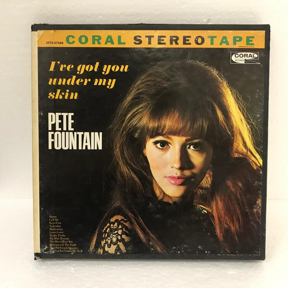 I'VE GOT YOU UNDER MY SKIN/PETE FOUNTAIN PETE FOUNTAIN 画像