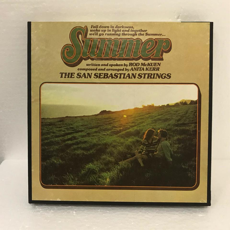 SUMMER/THE SAN SEBASTIAN STRINGS THE SAN SEBASTIAN STRINGS 画像