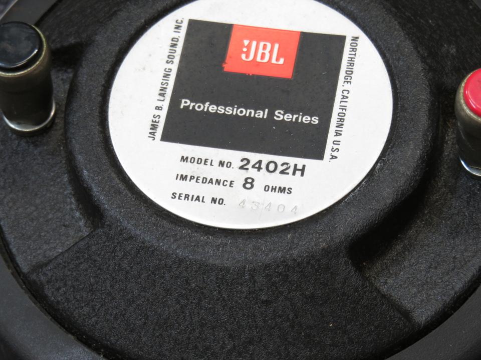 2402H JBL 画像