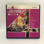 TWO PIANOS IN HOLLYWOOD/RONNIE ALDRICH