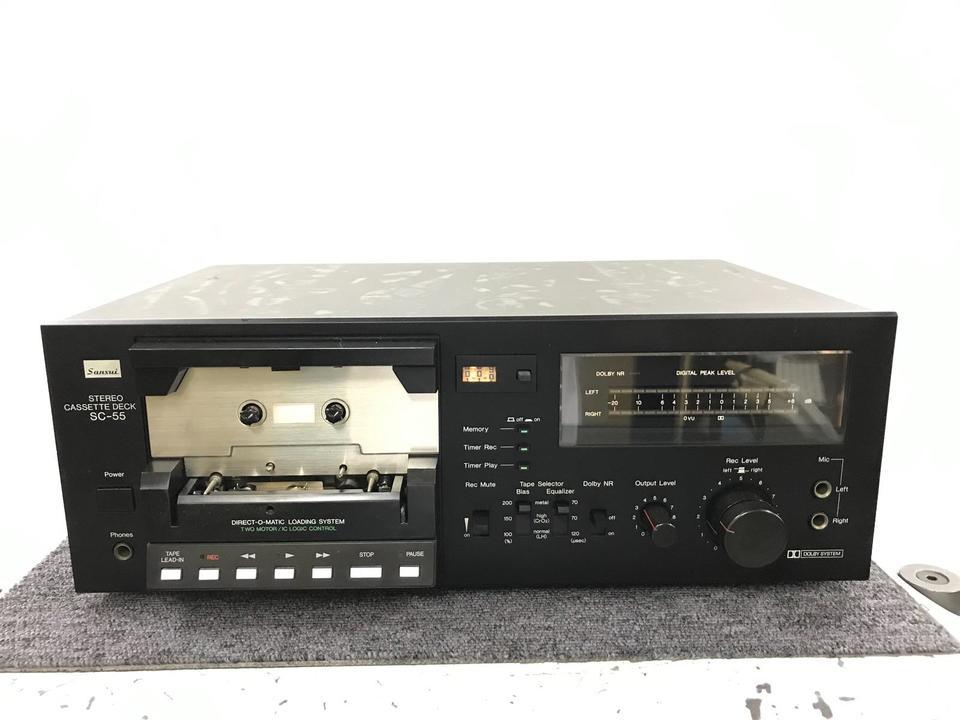 SC-55 SANSUI 画像