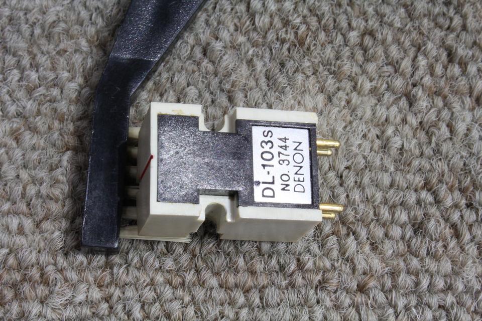 DL-103S DENON 画像