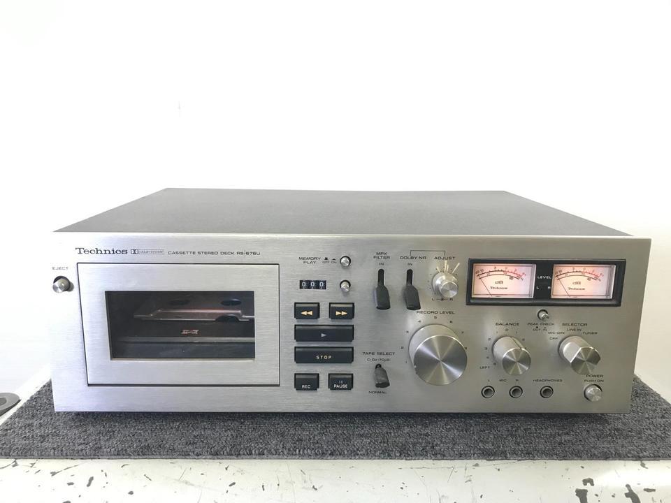 RS-676U Technics 画像