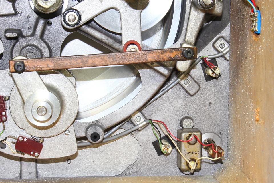 Model12BID+ESLアーム RUSSCO 画像