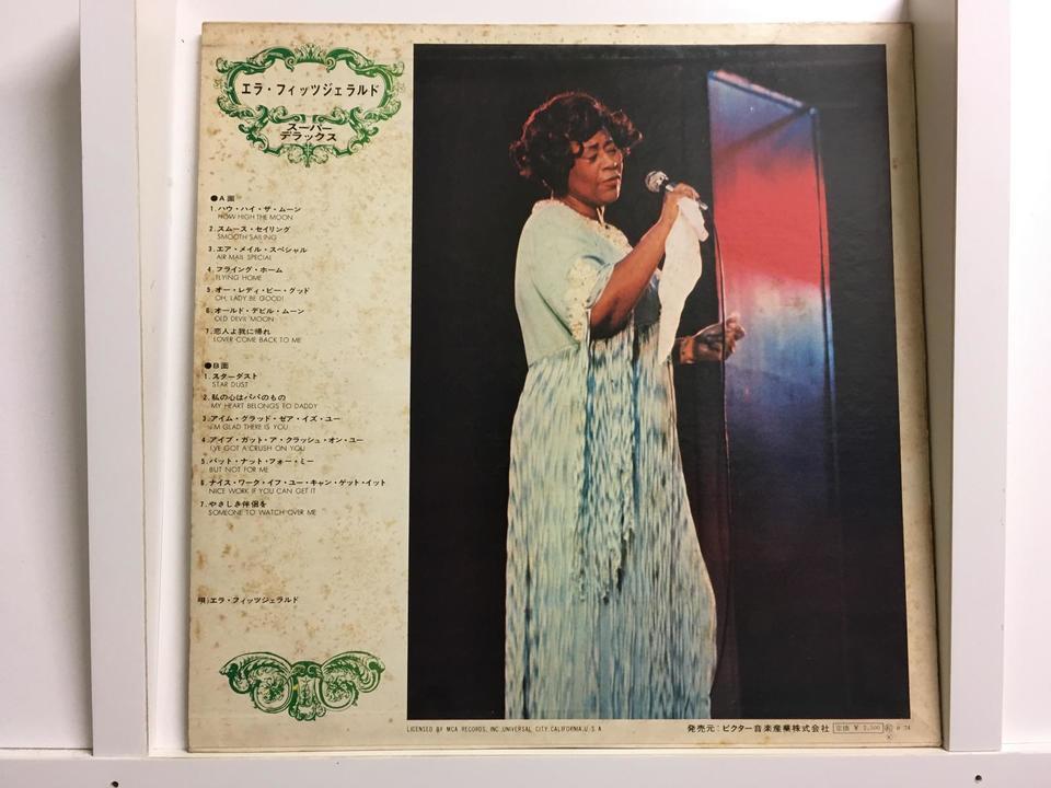 ジャズ女性ボーカル5枚セット  画像