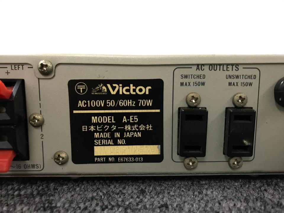 A-E5 Victor 画像
