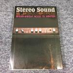 STEREO SOUND NO.033  1975 WINTER/ステレオサウンド 33号