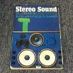 STEREO SOUND NO.035 1975 SUMMER/ステレオサウンド 35号