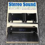 STEREO SOUND NO.106  1993 SPRING