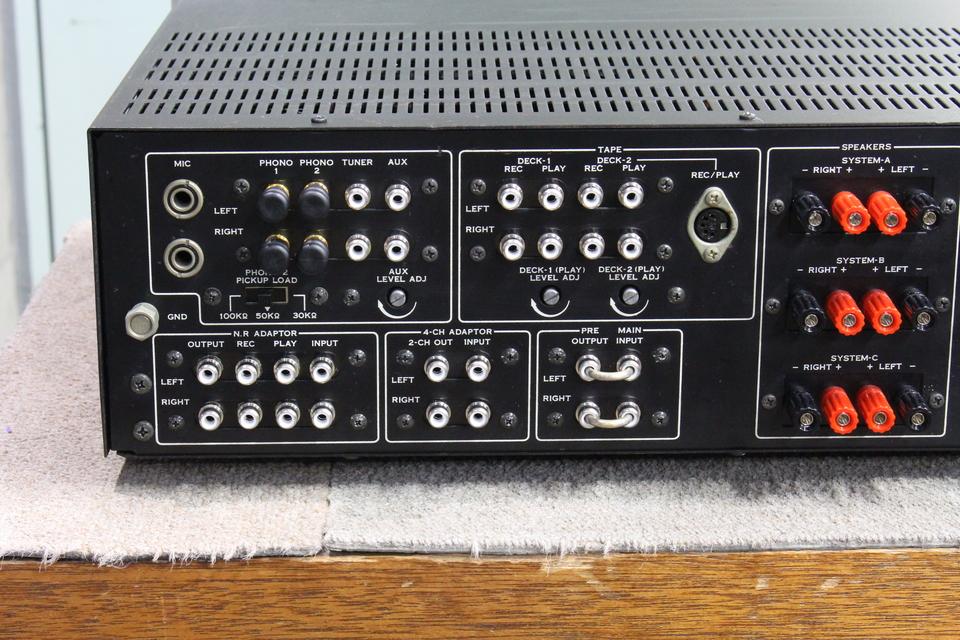 AU-9500 SANSUI 画像