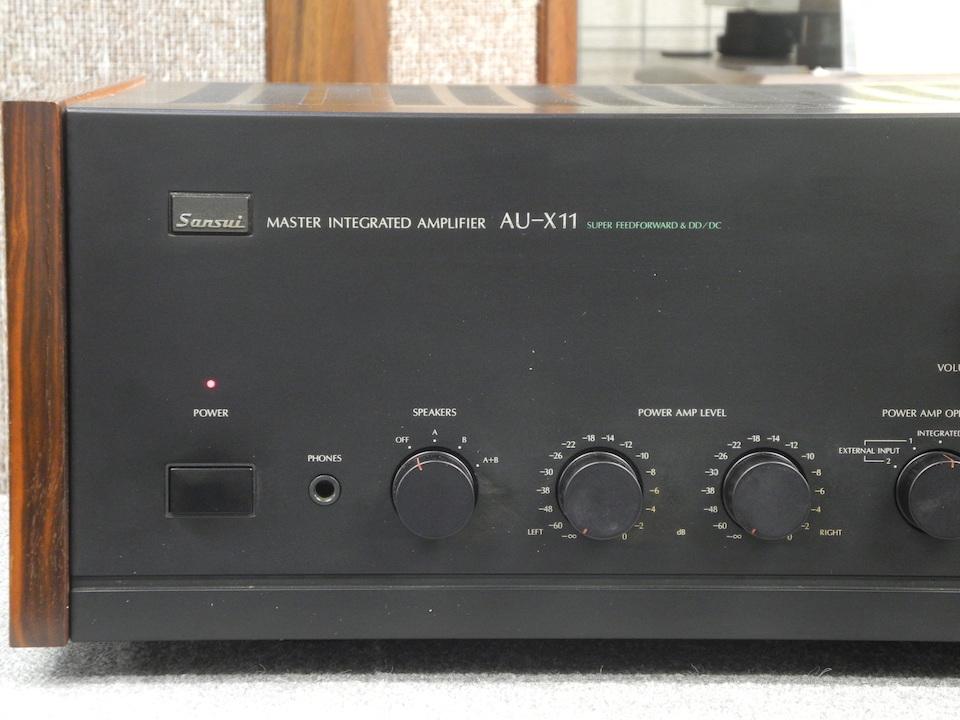 AU-X11 SANSUI 画像