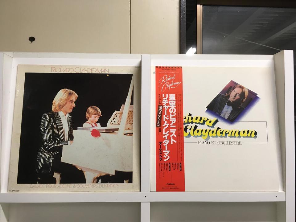 リチャード・クレイダーマン5枚セット リチャード・クレイダーマン 画像