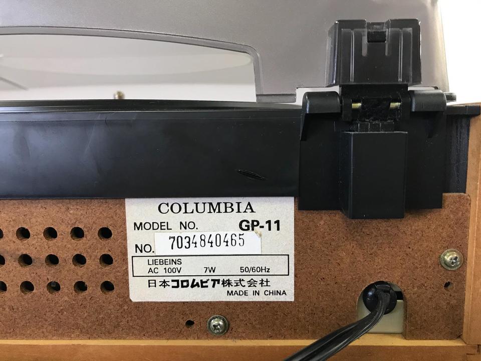 GP-11 COLUMBIA 画像