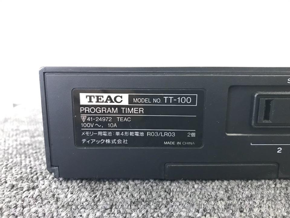 TT-100 TEAC 画像