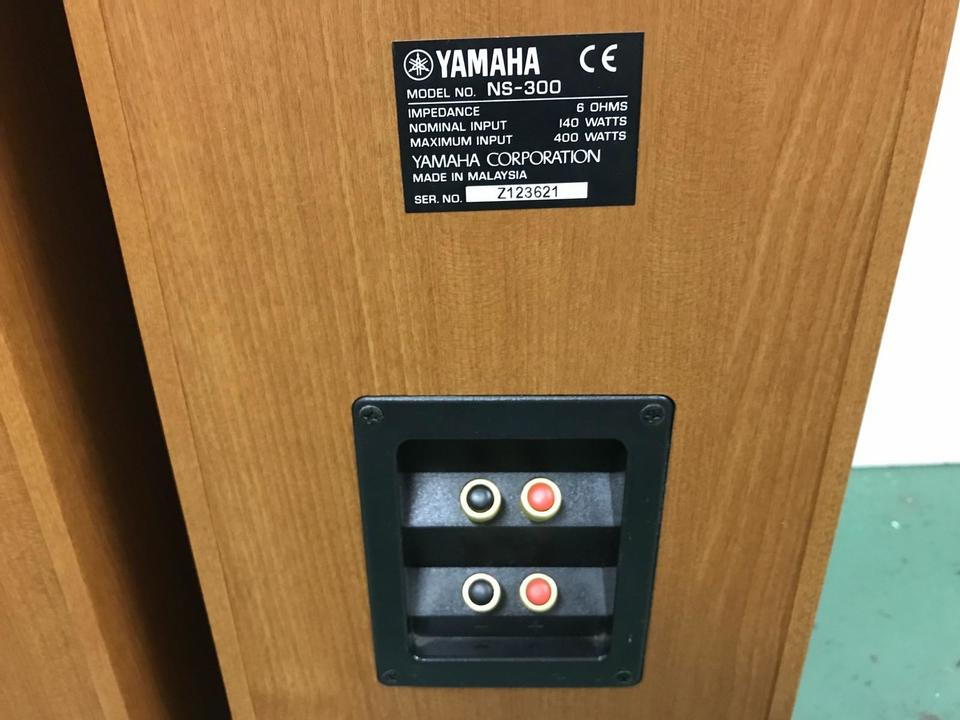 NS-300 YAMAHA 画像