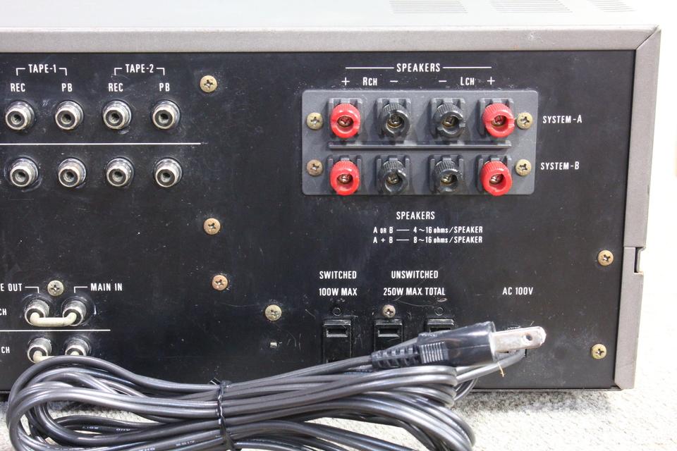 PMA-830 DENON 画像