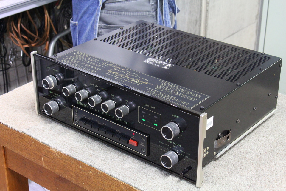 MA6200 McIntosh 画像