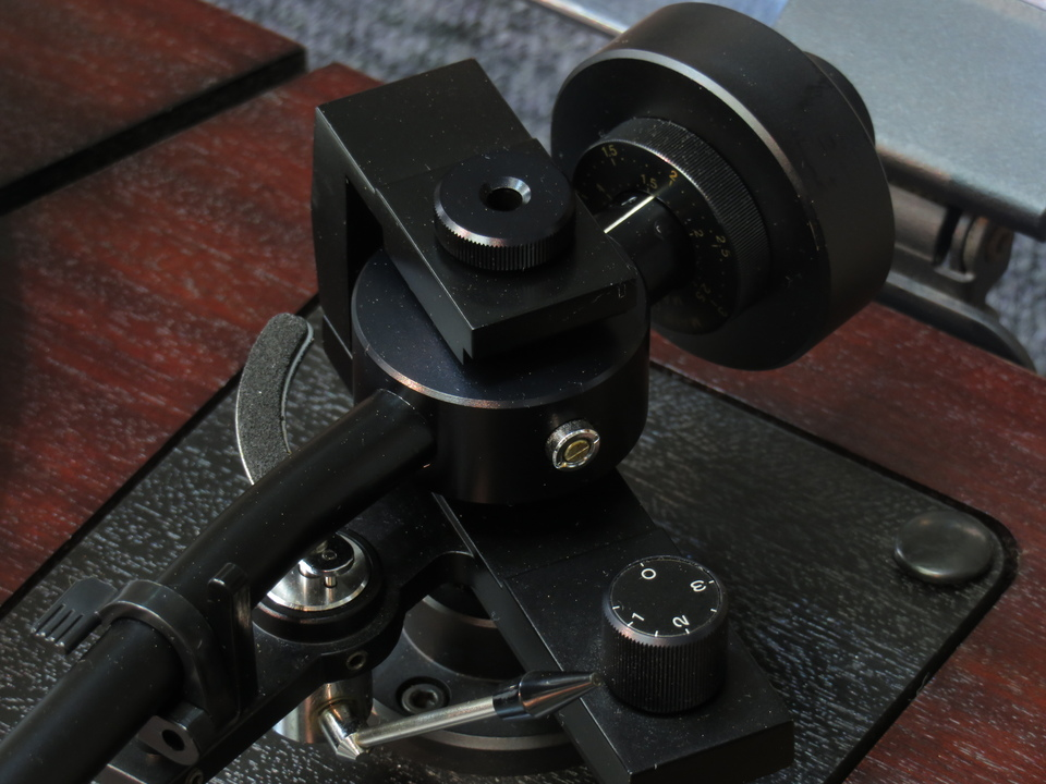 TD-321 THORENS 画像