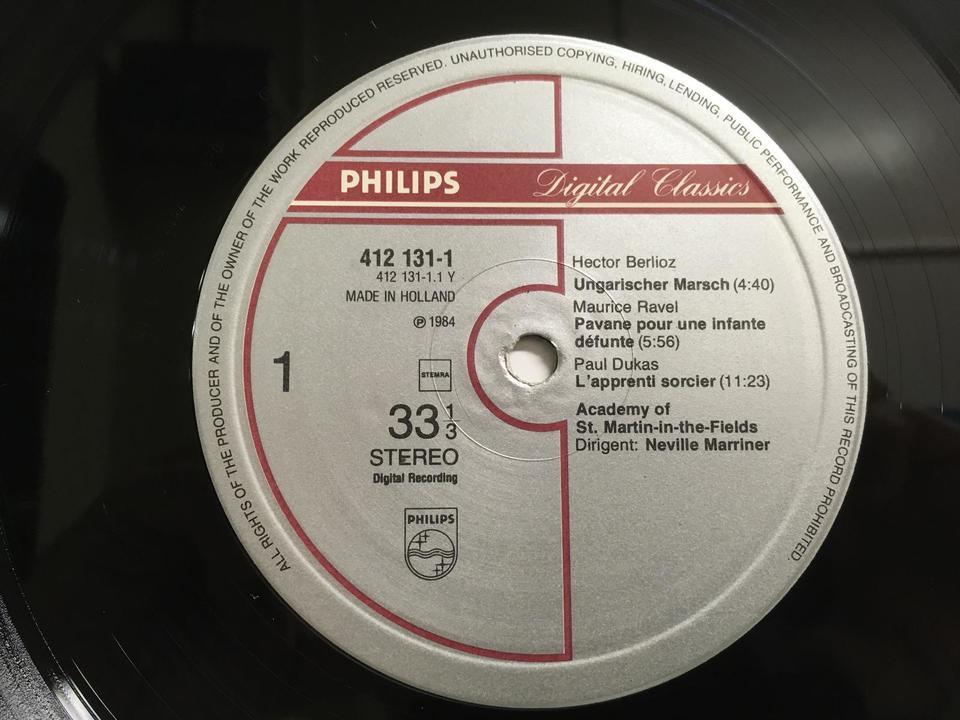 PHILIPS輸入盤5枚セット  画像
