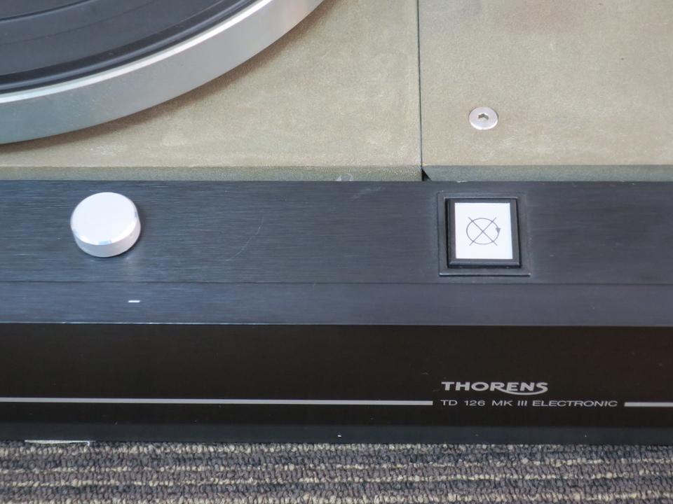 TD-126MK3+3009 S2 Improved THORENS 画像