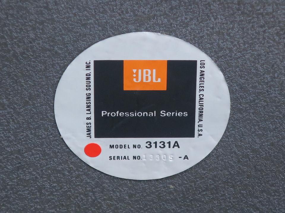 3131A JBL 画像