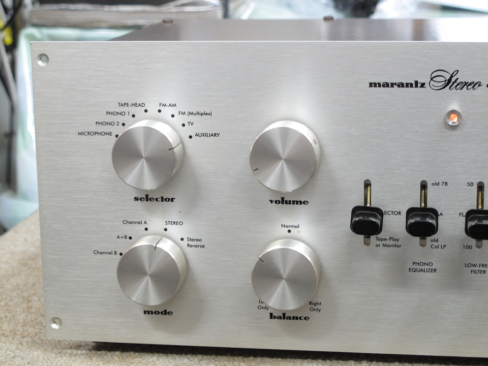 model 7SE marantz 画像