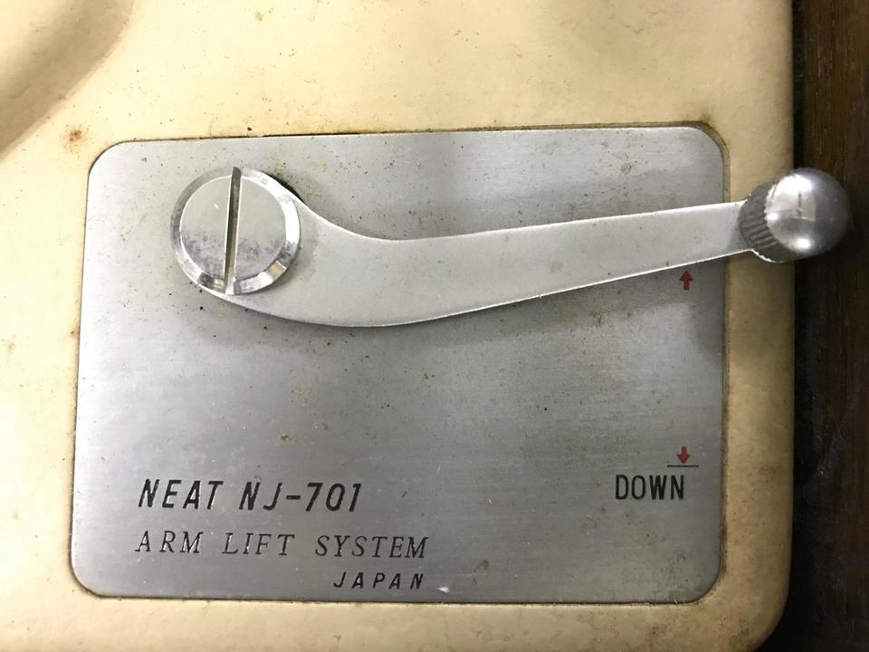 NJ-701 NEAT 画像