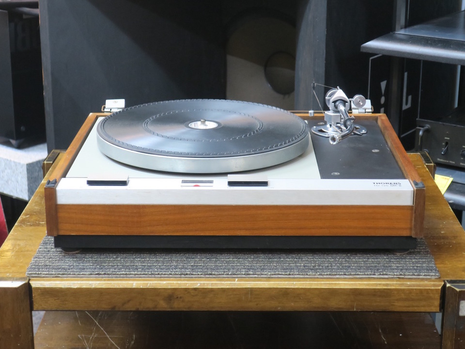 TD-125MK2B+3009 S2 Improved THORENS 画像