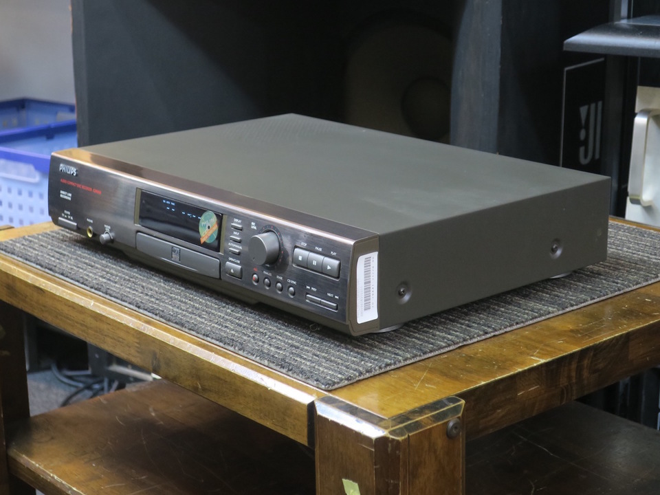 CDR880 PHILIPS 画像