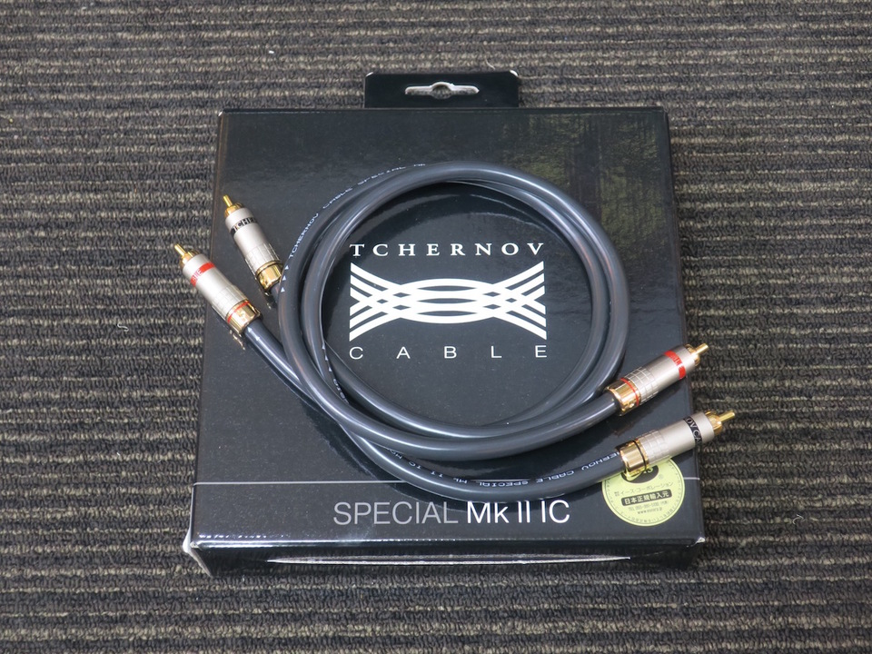 TAC-Special mk2 Ic062/0.62m TCHERNOV AUDIO 画像