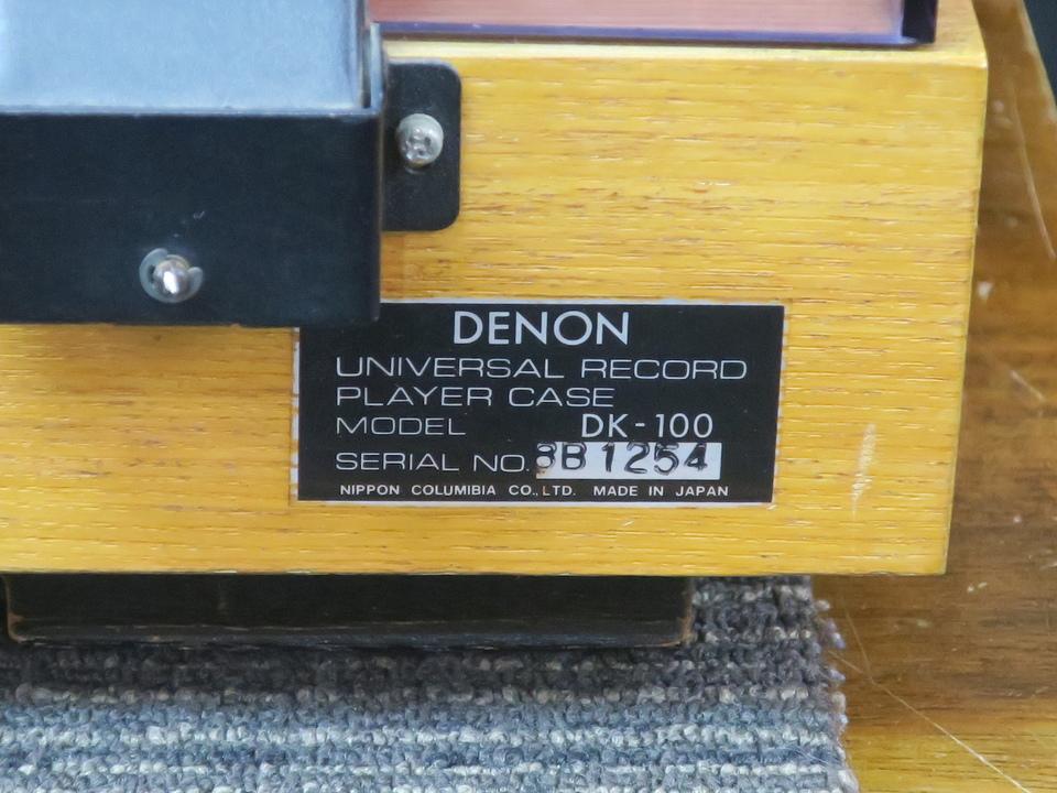 DP-5000+DK-100 DENON 画像