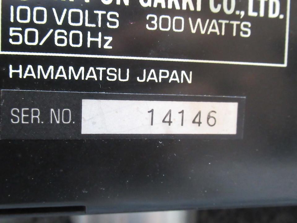 CA-2000 YAMAHA 画像