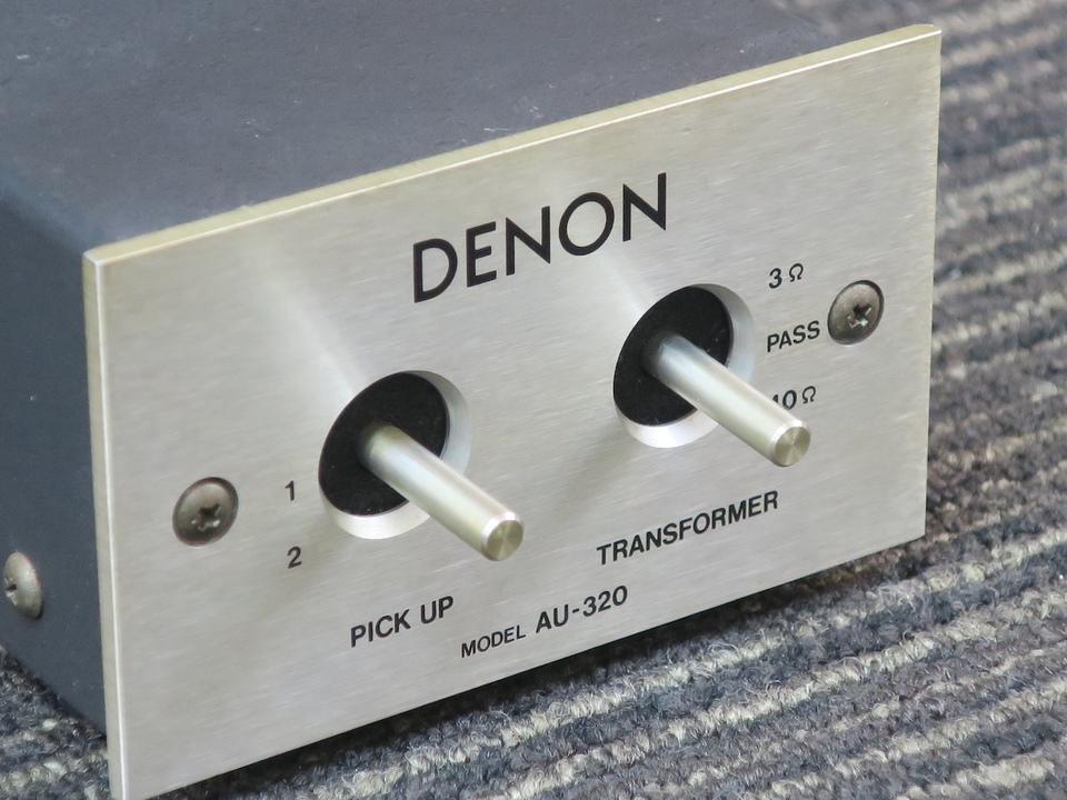 AU-320 DENON 画像