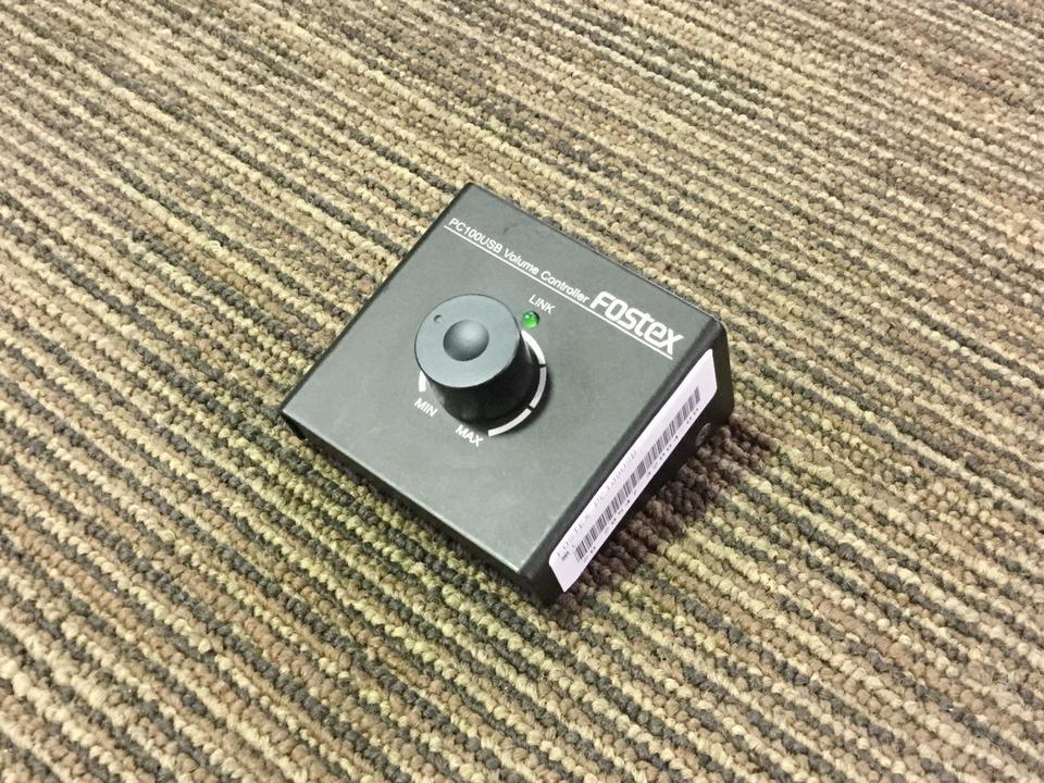 PC100USB FOSTEX 画像