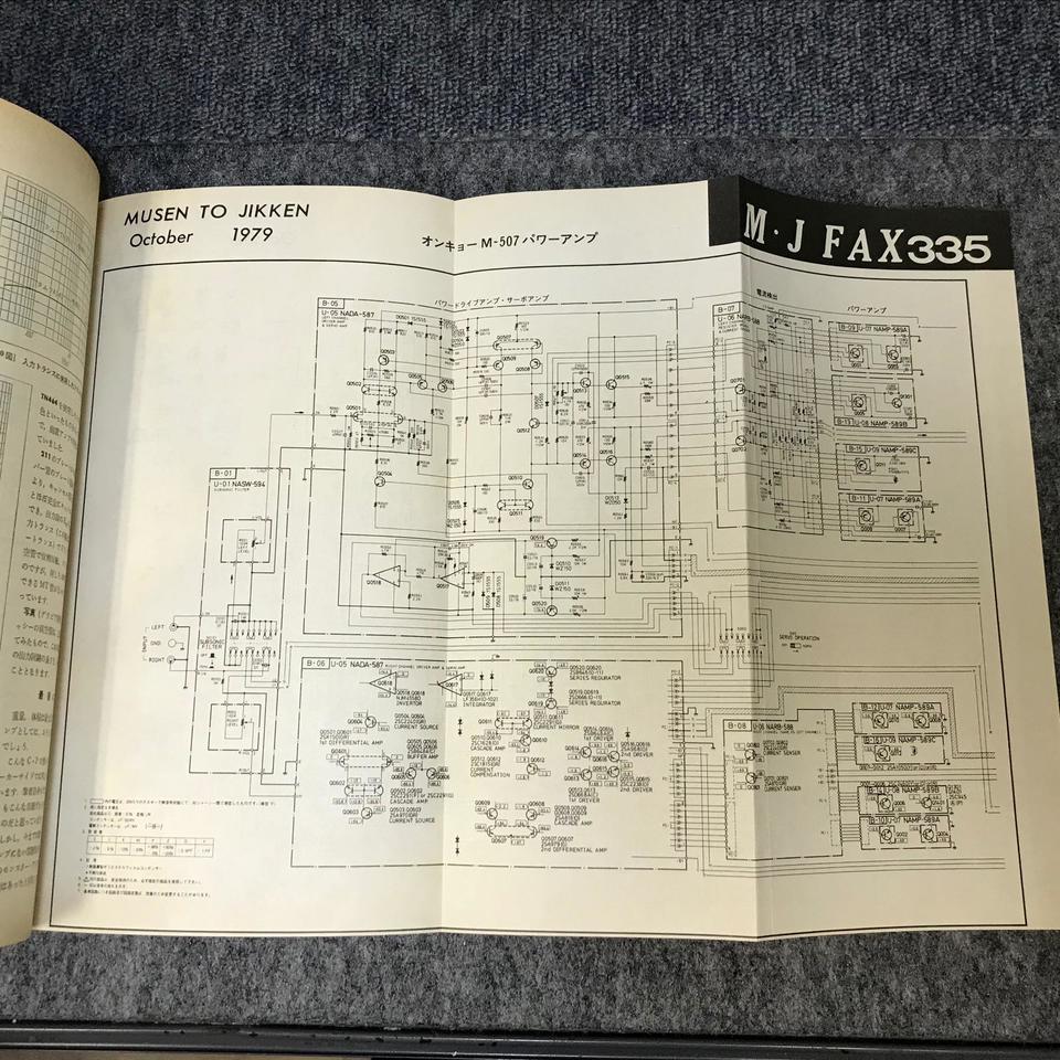 MJ-無線と実験- 1979年10月号  画像