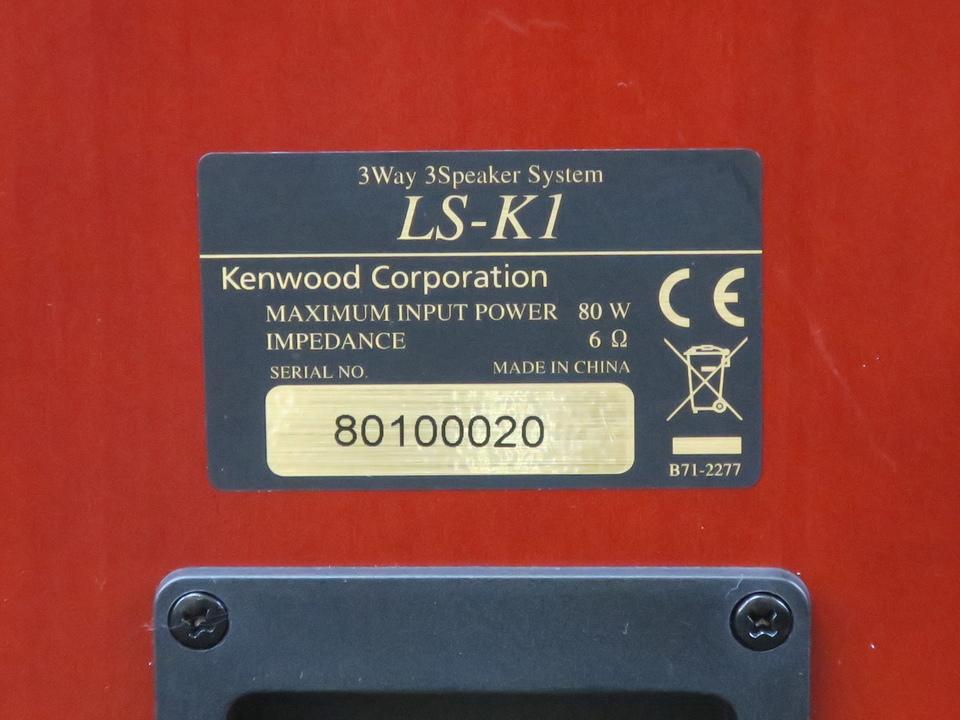 LS-K1 KENWOOD 画像