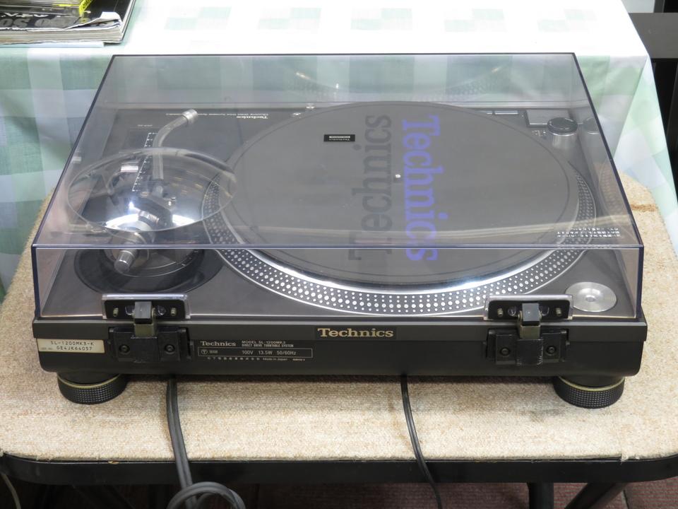 SL-1200MK3 Technics 画像