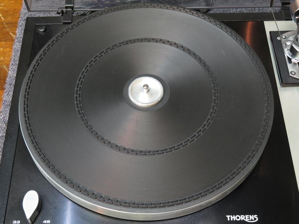 TD-160BMK2+3009S2 improved THORENS 画像