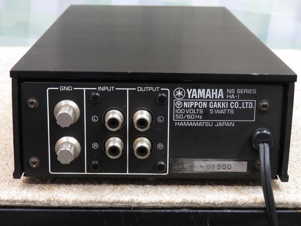 HA-1 YAMAHA 画像