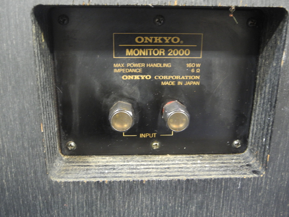 MONITOR 2000 ONKYO 画像